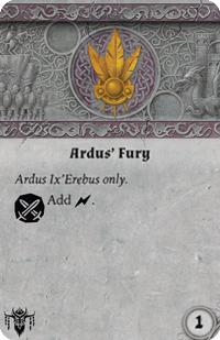 Rwm01 card ardus-fury