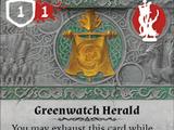 Greenwatch Herald