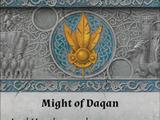 Might of Daqan