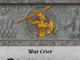 War Crier