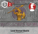 Lord Vorun'thul (Infantry Upgrade)