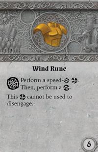 Rwm08 card wind-rune
