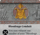 Bloodrage Conduit