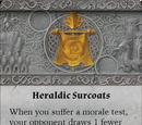 Heraldic Surcoats