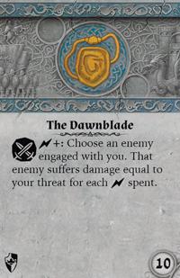 Rwm06 card dawnblade