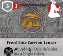 Front Line Carrion Lancer