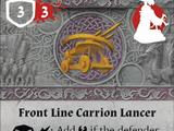 Front Line Carrion Lancer