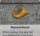 Metered March