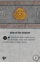 Rwm36 card aim-of-the-serpent