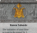 Raven Tabards