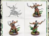 Blackthorn Assassin Figure