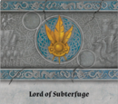 Lord of Subterfuge