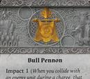 Bull Pennon