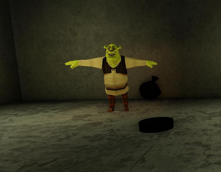 Shrek - Roblox Runker 51 Wiki - Fandom