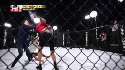 RM168 Song Ji Hyo vs HaHa vs Lee Kwang Soo
