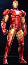 Iron Man Entrance
