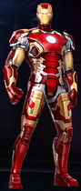 Iron Man Uniform