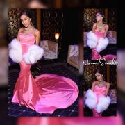 ArianaPinkGown