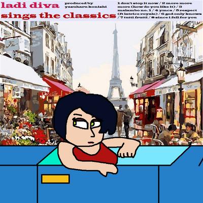 Ladi Diva Album Cover