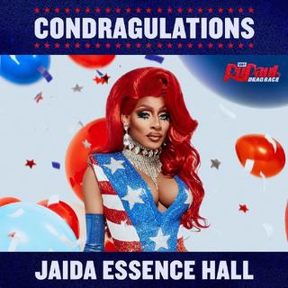 Post de Felicitación a Jaida