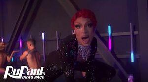 Presentación de 'Queens Everywhere' con A'Keria, Brooke, Silky, Yvie y Vanjie RuPaul's Drag Race S11