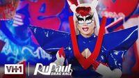 Meet Rock M Sakura RuPaul's Drag Race Season 12