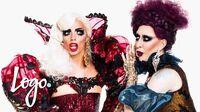Queens Gone Wild RuPaul's Drag Race All Stars Avance (Temporada 2) Logo