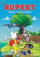 Rupert and the Pirates DVD cover