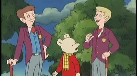 Rupert and Growler