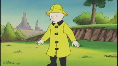 Rupert in Mirrorland