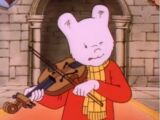 Rupert and the Fiddle