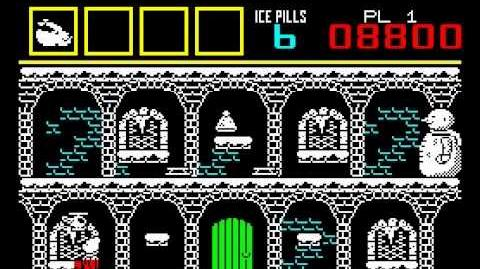 Rupert and the Ice Castle Walkthrough, ZX Spectrum