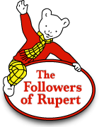 Followers of rupert bear