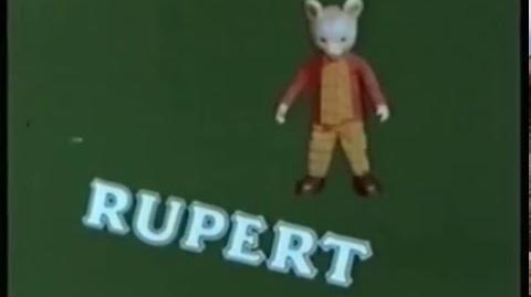 Rupert TV Series Intro (1967-1977)