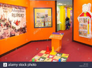 The-rupert-bear-museum-at-canterbury-heritage-museum-stour-street-HF7A2N
