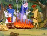 Rupert and the Crocodiles