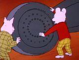 Rupert and the BIGsmall Machine