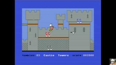 Rupert and the Toy Maker's Party Commodore 64 - Quicksilva, 1985