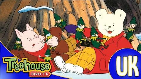 Rupert-Rupert's Christmas Adventure