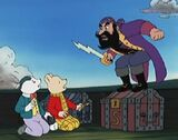 Rupert and the Cloud Pirates