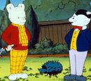 Rupert and the Hedgehog