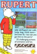 Rupert and the Toymaker's Partycommercial
