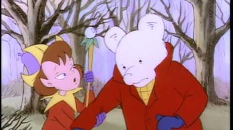 Rupert and Raggety