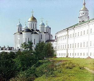 Vladimir assumption