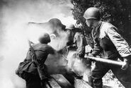 RIAN archive 603595 Soldiers of the Great Patriotic War