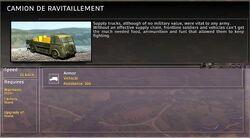 CamionRavitaillement 700