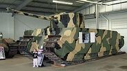 TOG2 Tank Bovington