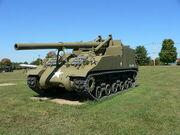 155mm Gun Motor Carriage M40 2