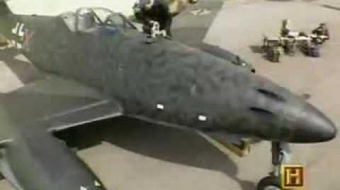 The Messerschmitt Me-262 Schwalbe Sturmvogel
