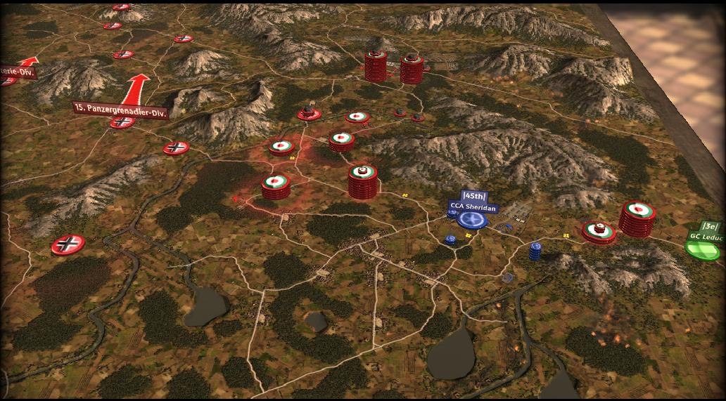 Battle of Monte Cassino | R U S E  Wiki | FANDOM powered by Wikia